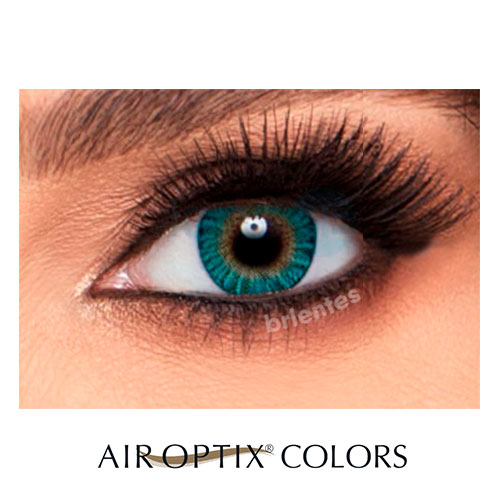 Lentes de Contato Colorida Air Optix Colors Com Grau