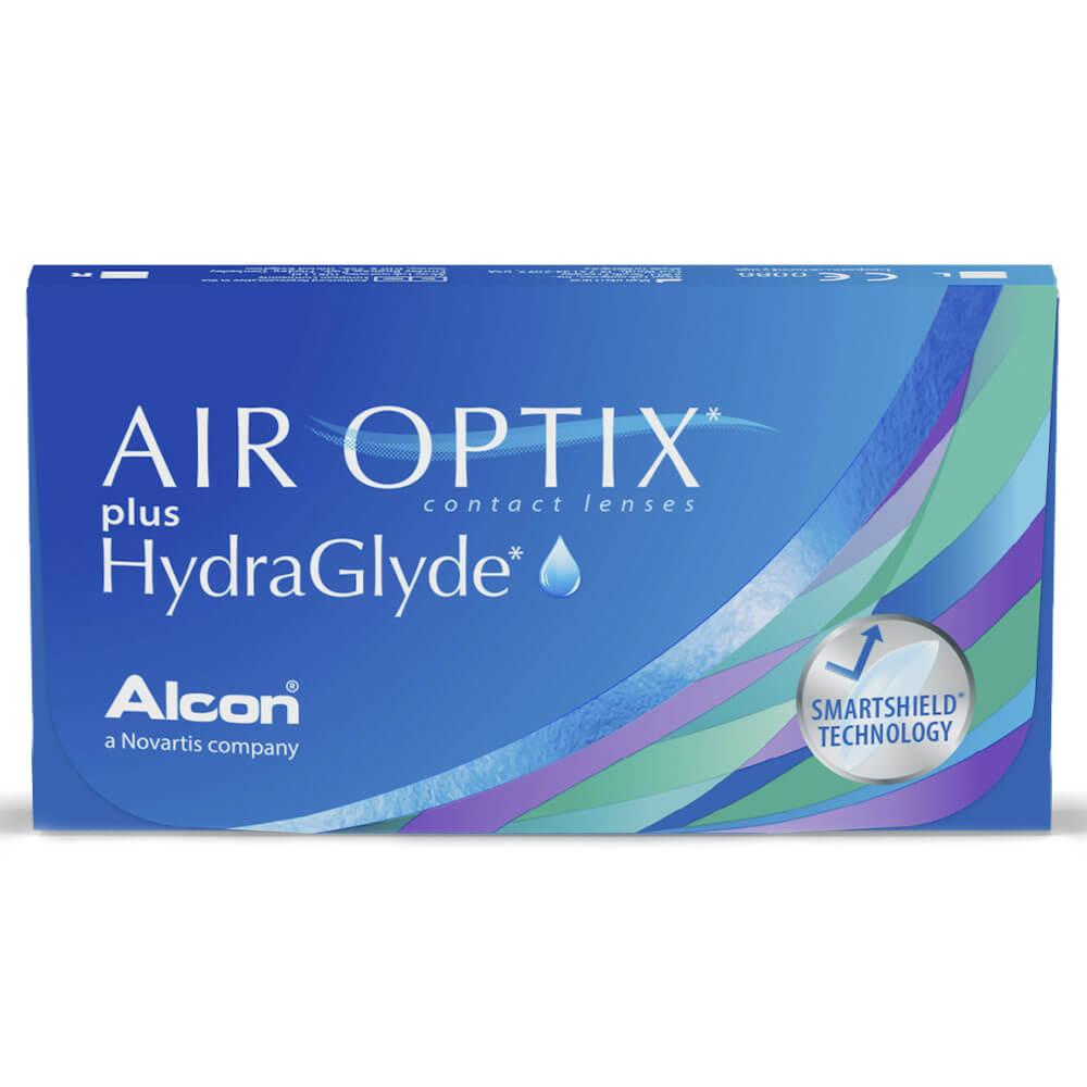 Lentes de Contato Air Optix Hydraglyde