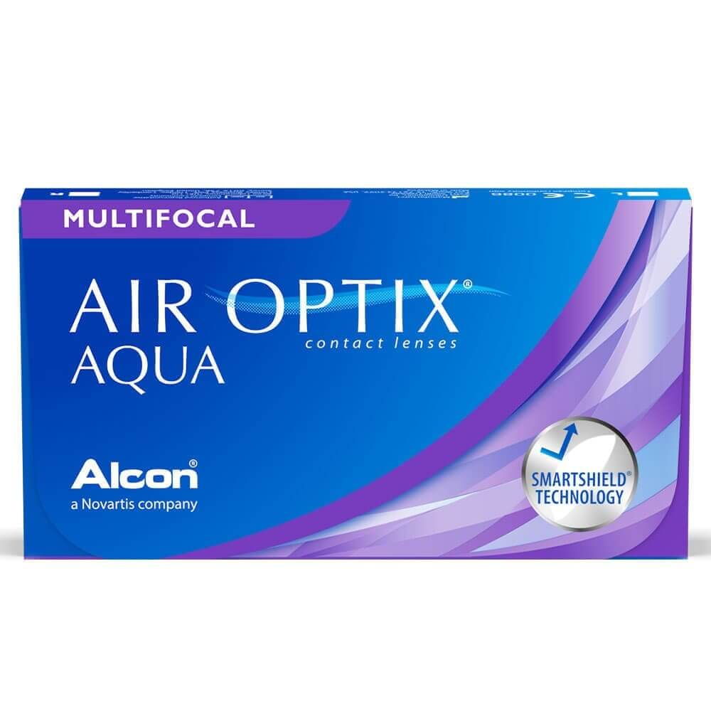 Lentes de Contato Air Optix Multifocal