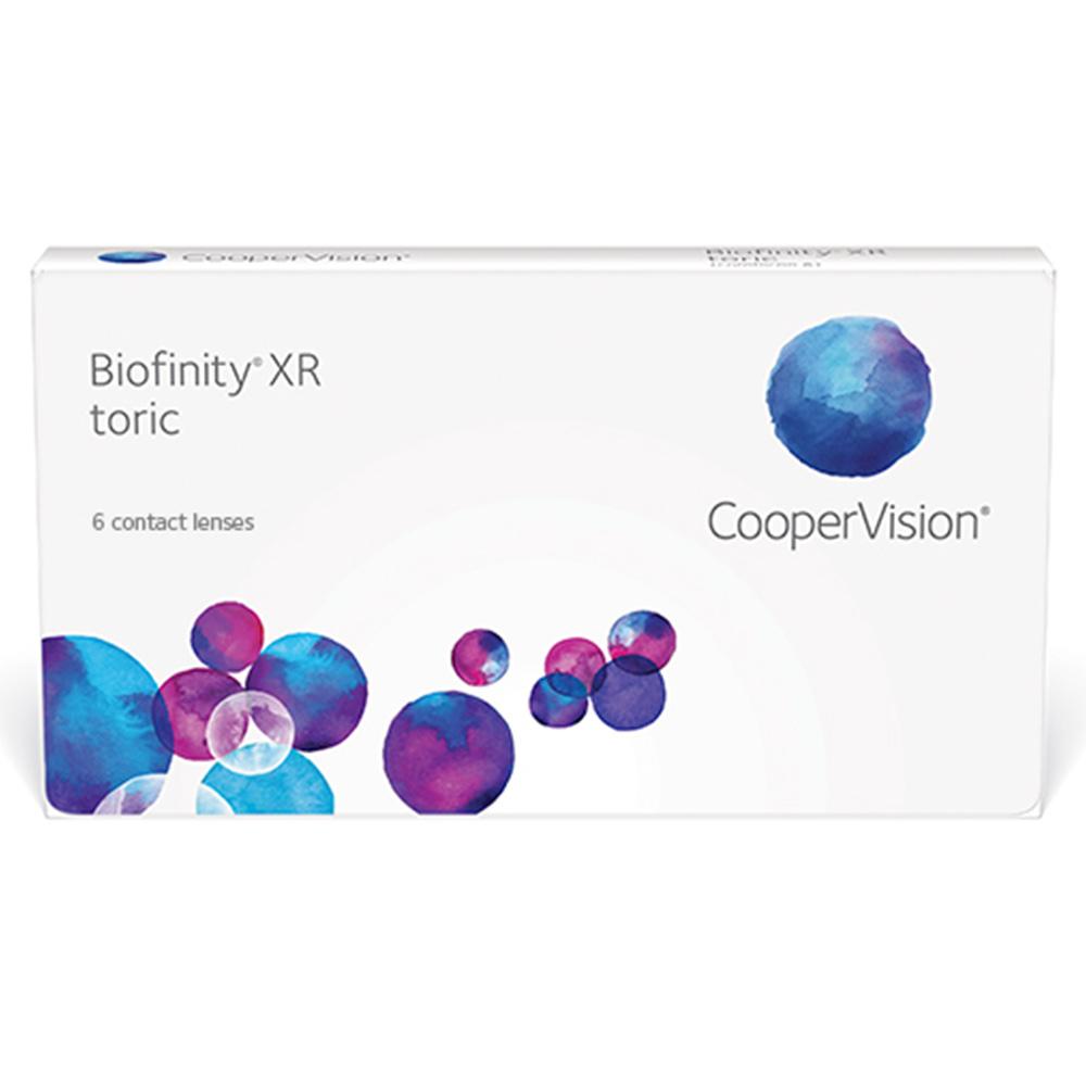 Lentes de Contato Biofinity Toric XR