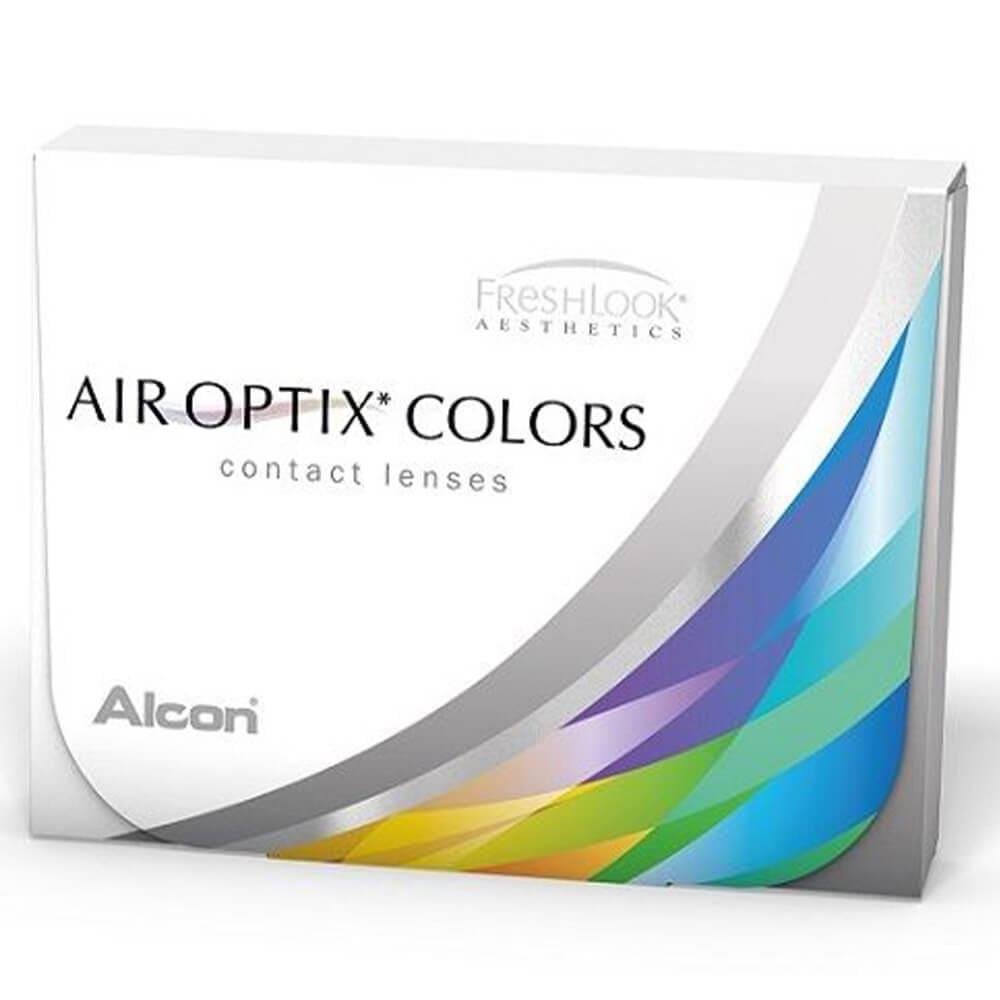 Lentes de Contato Colorida Air Optix Colors Com Grau