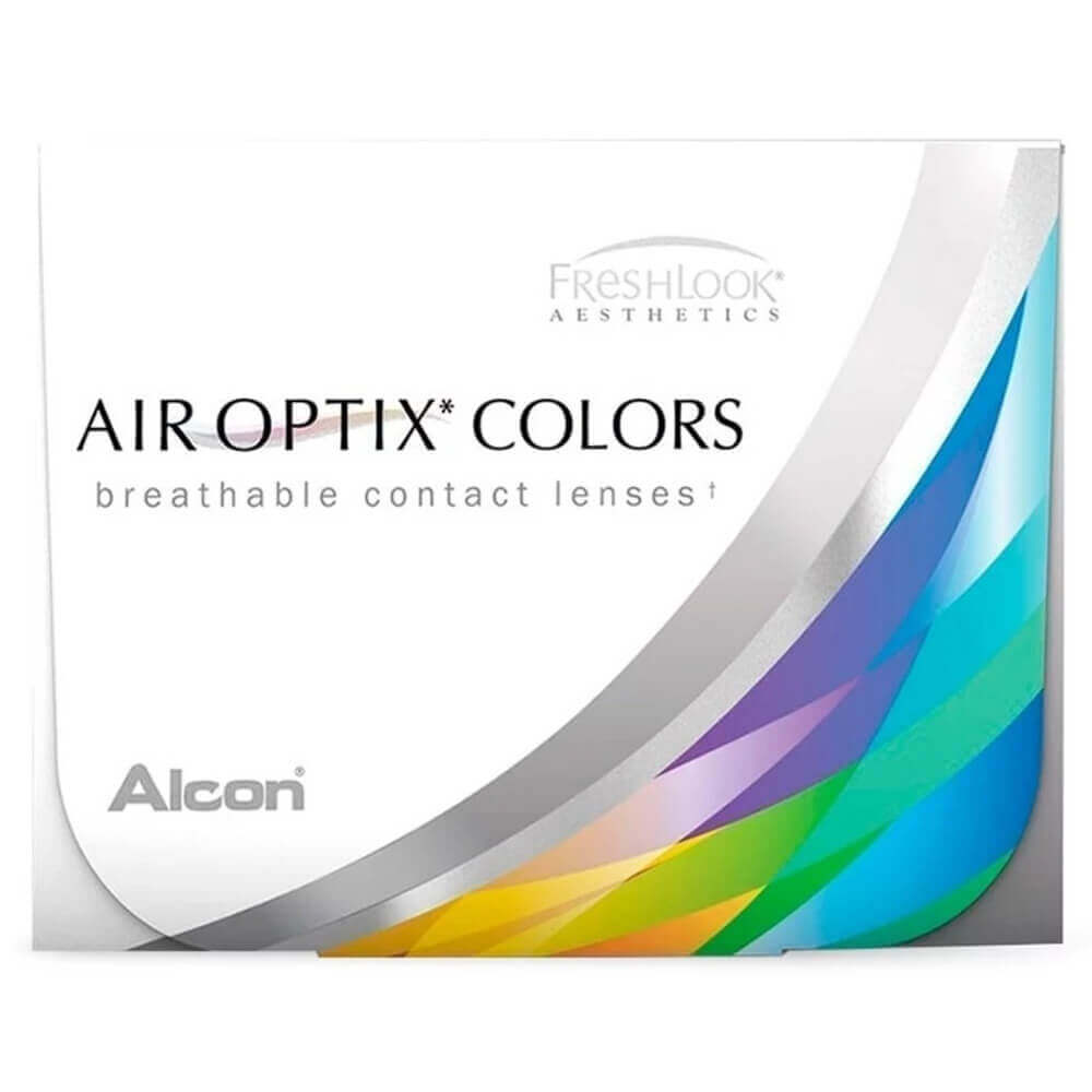 Lentes de Contato  Colorida Air Optix Colors Sem Grau