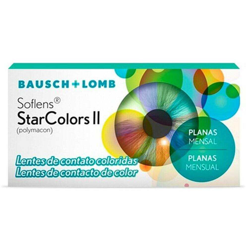 Lentes Star Colors ll Sem Grau