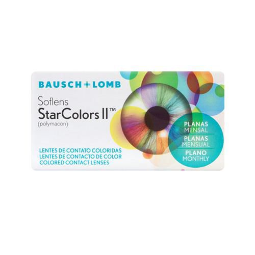 Lente Colorida StarColors Sem Grau