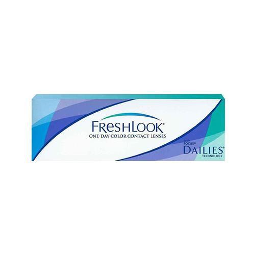 Lentes de contato Freshlook 1-Day