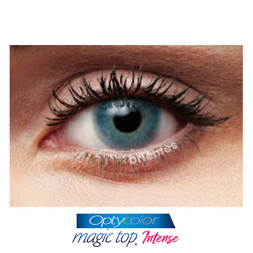 Lentes de Contato  Magic Top Intense Com Grau