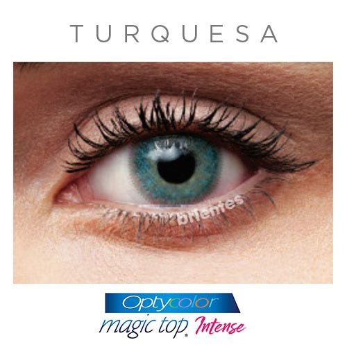 Lentes de Contato Magic Top Intense Sem Grau