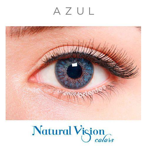 Lentes de Contato Natural Vision Ellegant Anual
