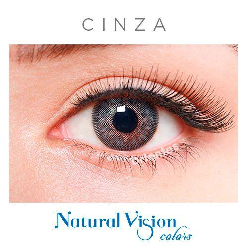 Lentes de Contato Natural Vision Ellegant Mensal