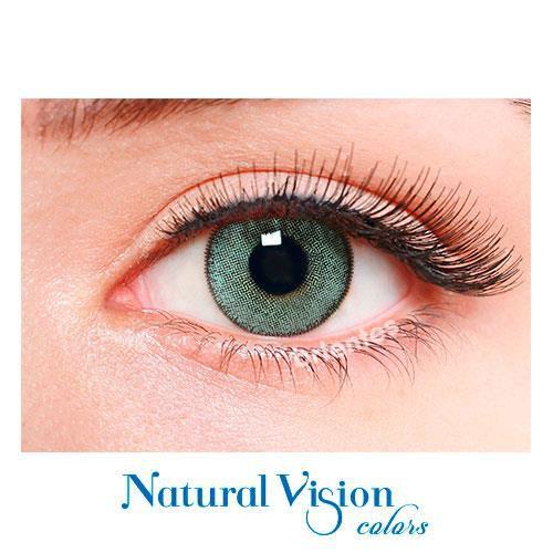 Lentes de contato Natural Vision Glamour Anual Quartzo