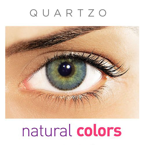 Lentes de Contato Solflex Natural Colors  sem Grau