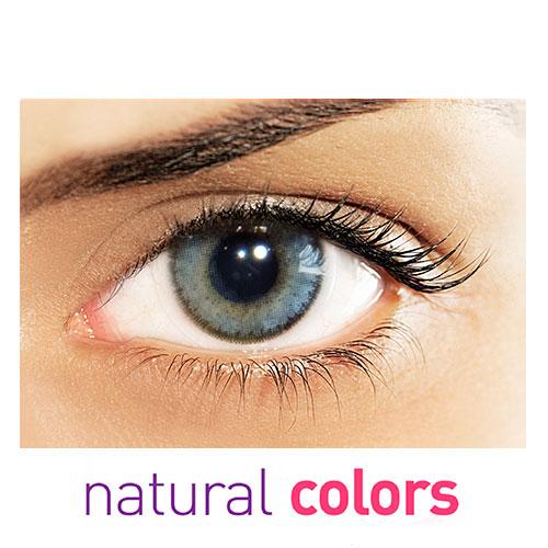 Lentes de Contato Solótica Natural Colors (Com Grau | 01 unidade)