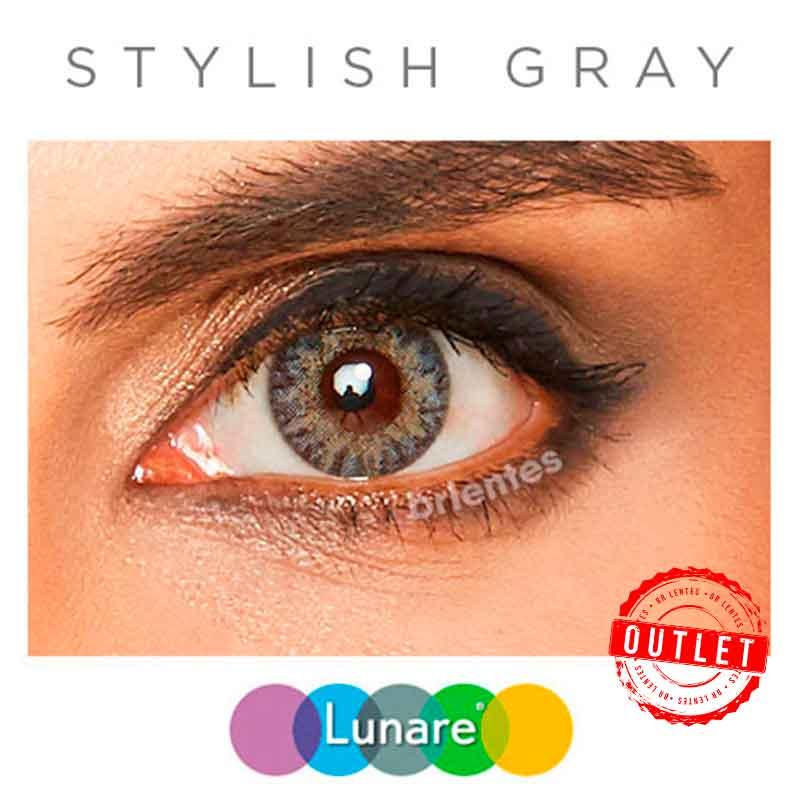 Lunare Tri-Kolor Anual Sem Grau -Outlet