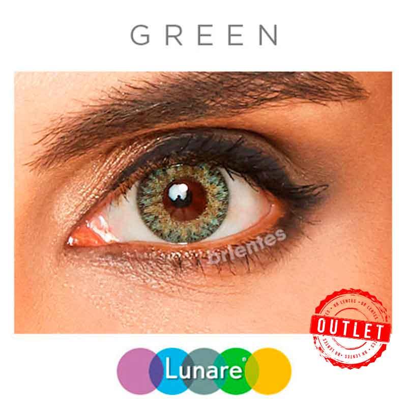 Lunare Tri-Kolor Mensal Sem Grau - Outlet