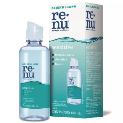 renu sensitive 120 ml