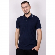 Camisa Polo Piquet Manga Curta