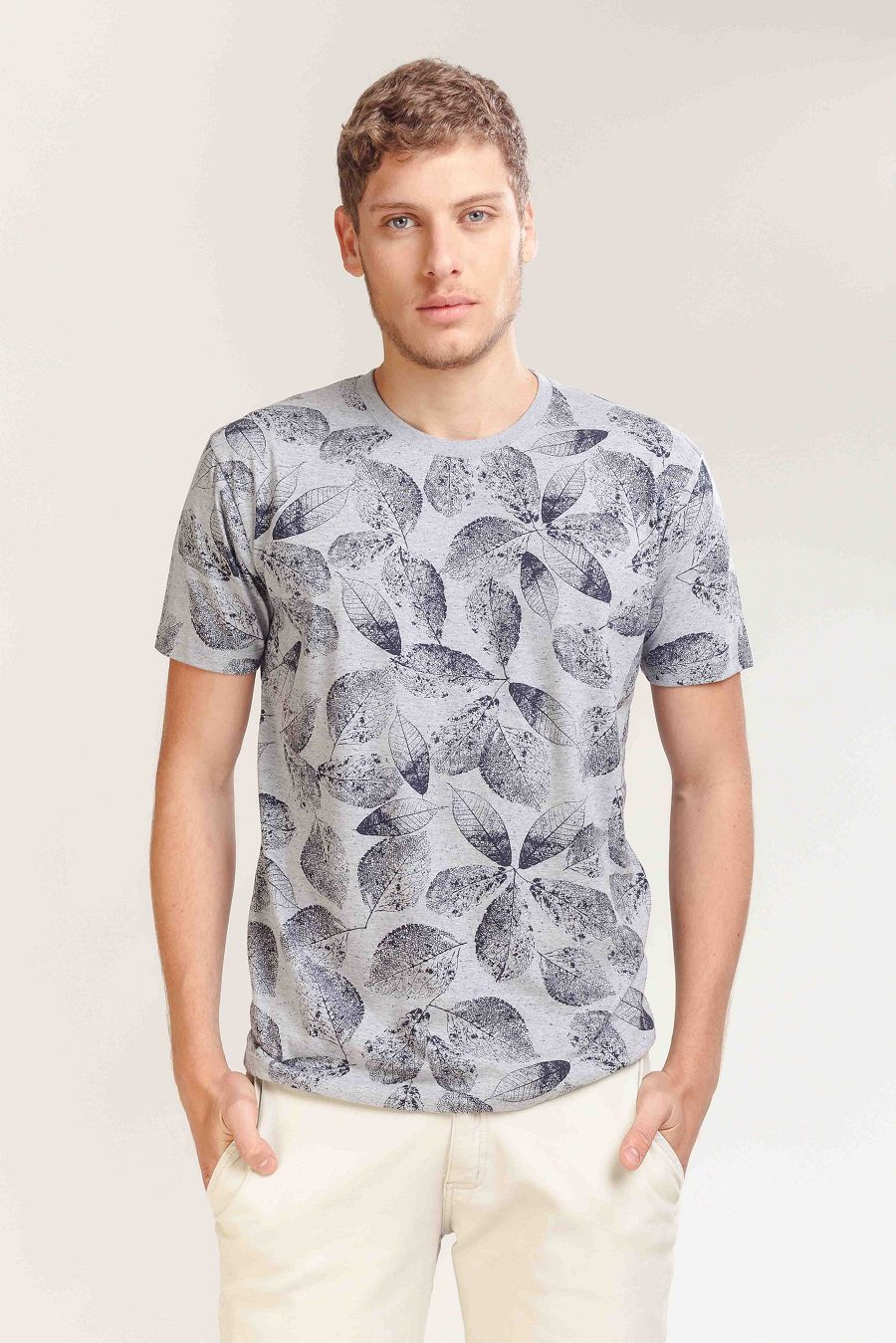 Camisa Estampada Clarity