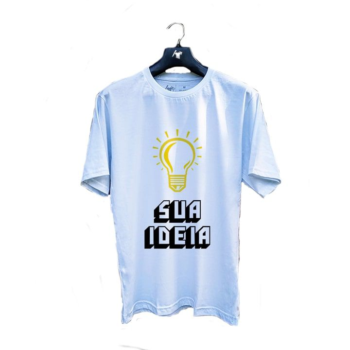 Camiseta Algodão Personalizada Capitalianas