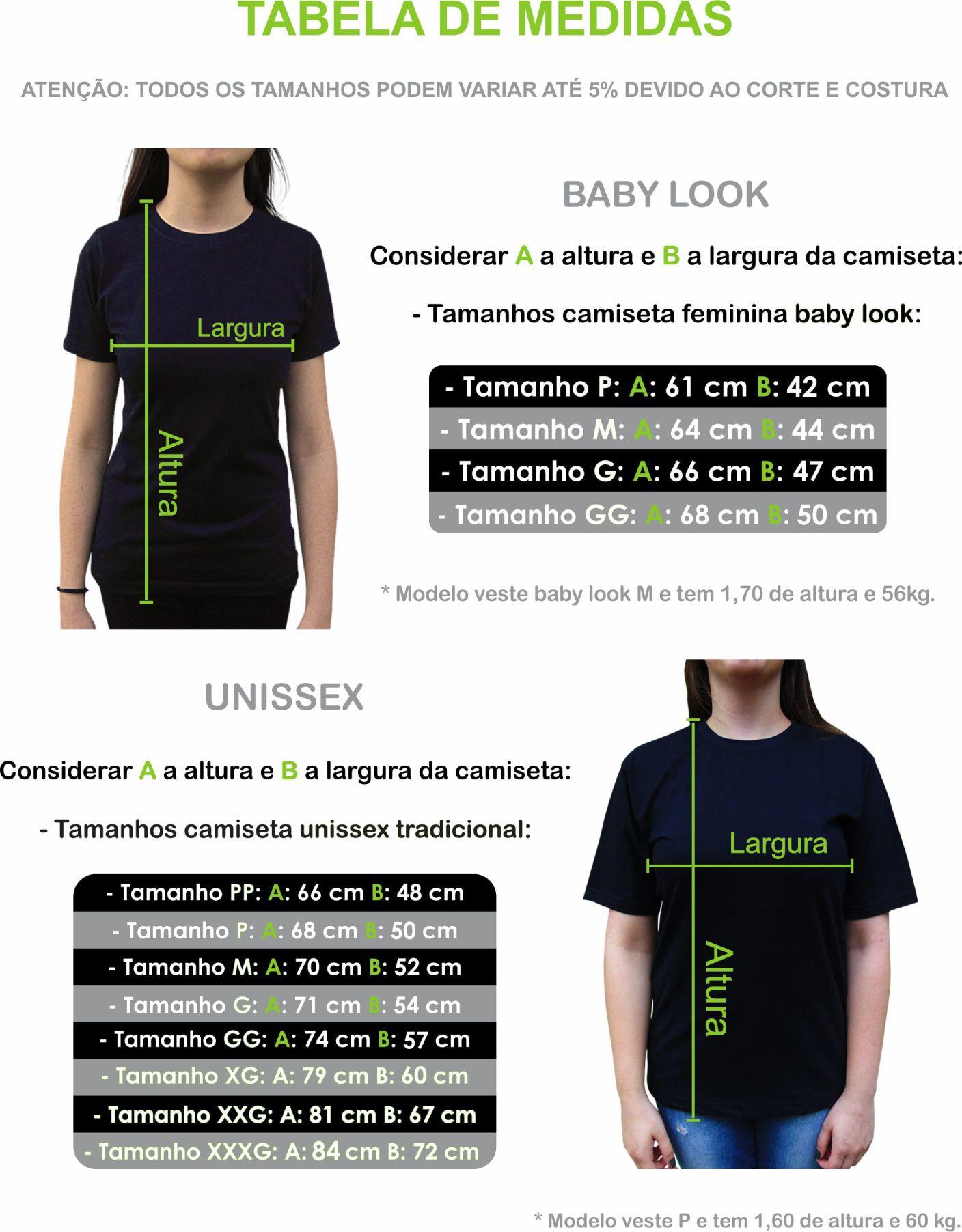 Camiseta As Melhores Nascem em