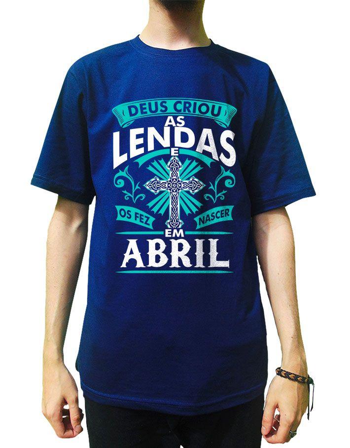 Camiseta Deus