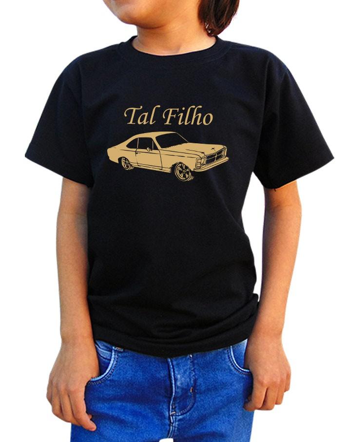 Camiseta Infantil Opala