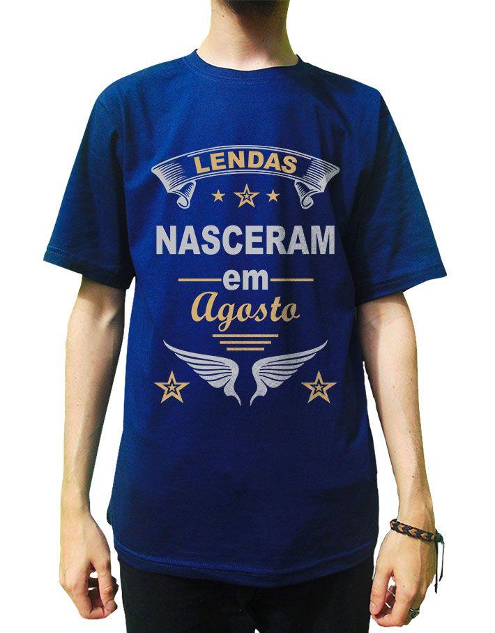 Camiseta Lendas