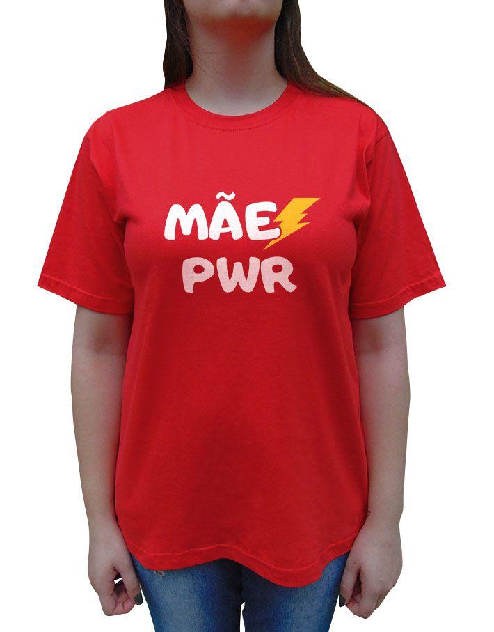 Camiseta Mae Power