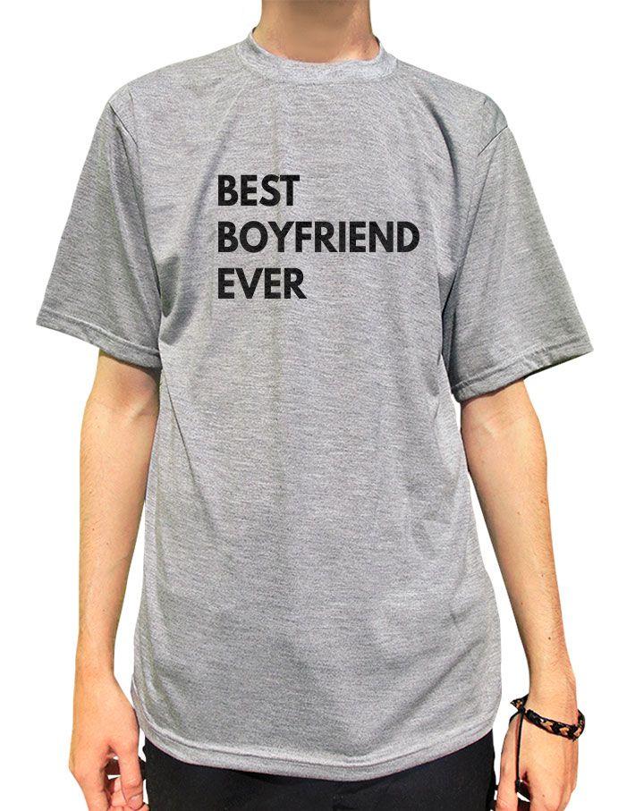 Camiseta Namorado Best Boyfriend
