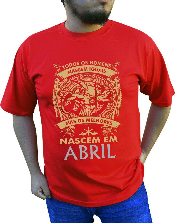 Camiseta Os Melhores Nascem em