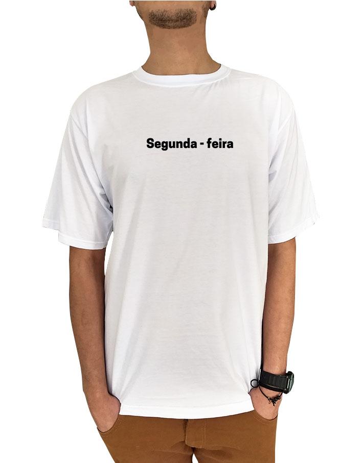 Camiseta Segunda