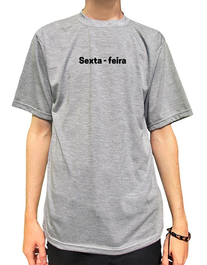 Camiseta Sexta