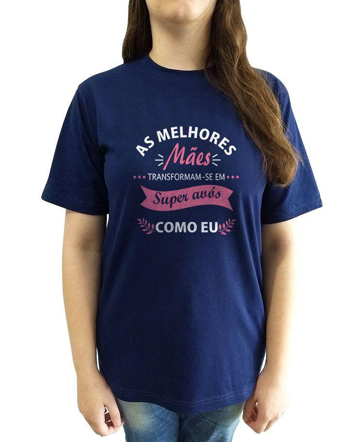 Camiseta Super Vovó