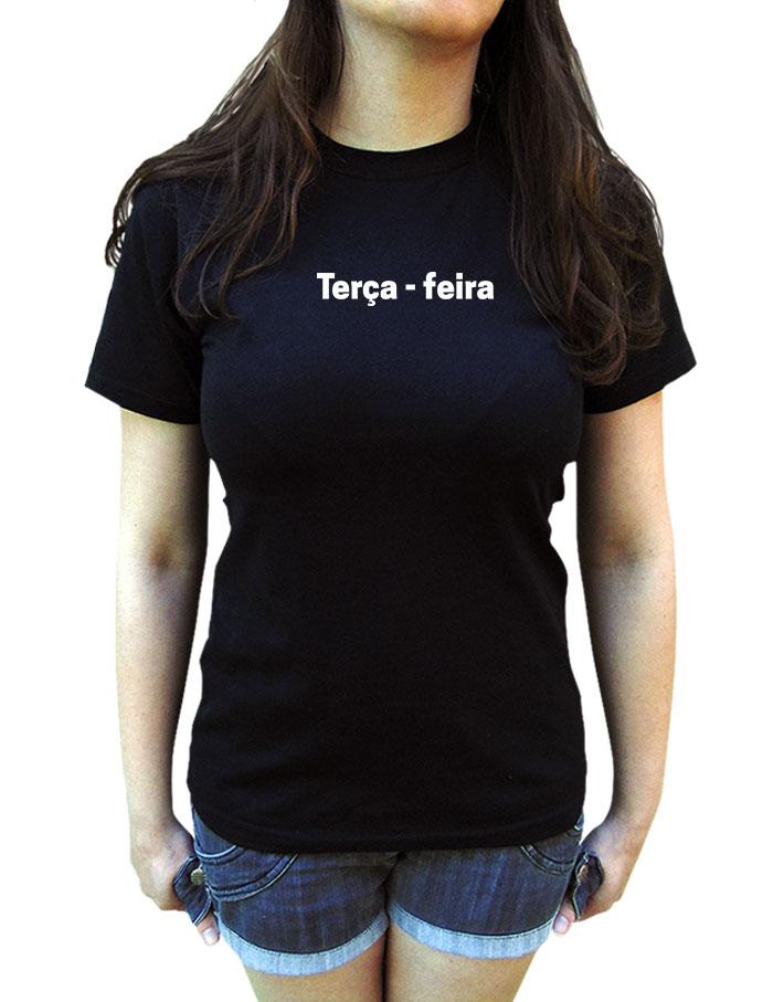 Camiseta Terça