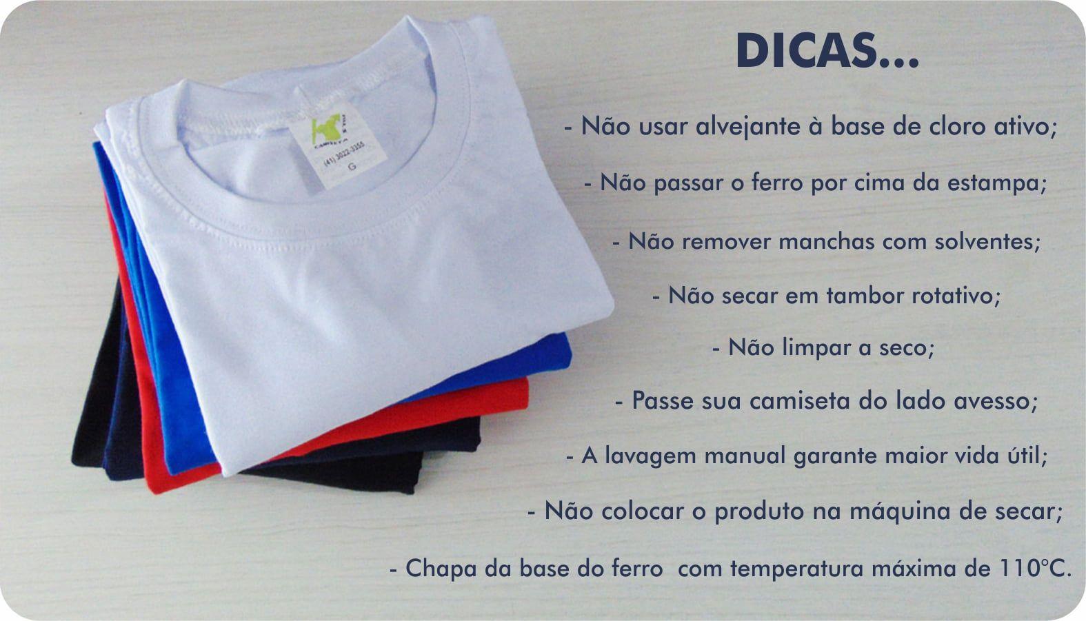Kit Camiseta Café Namorados - Dicas