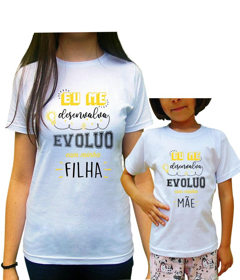 Kit Mae e Filho/a Desenvolvo e Evoluo