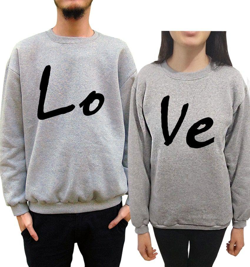 Kit Moletom Love