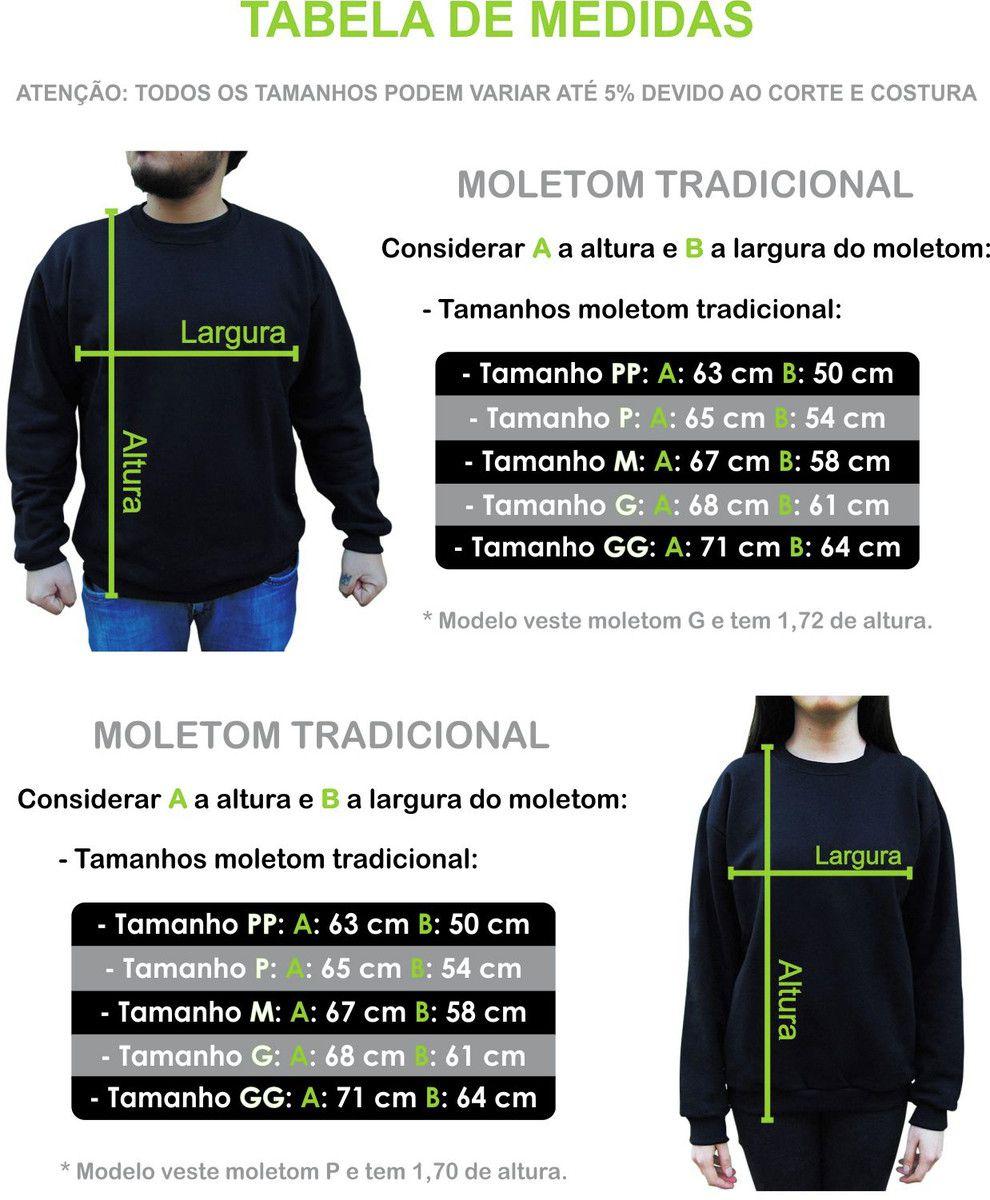 Kit Moletom Yin-yang Casal