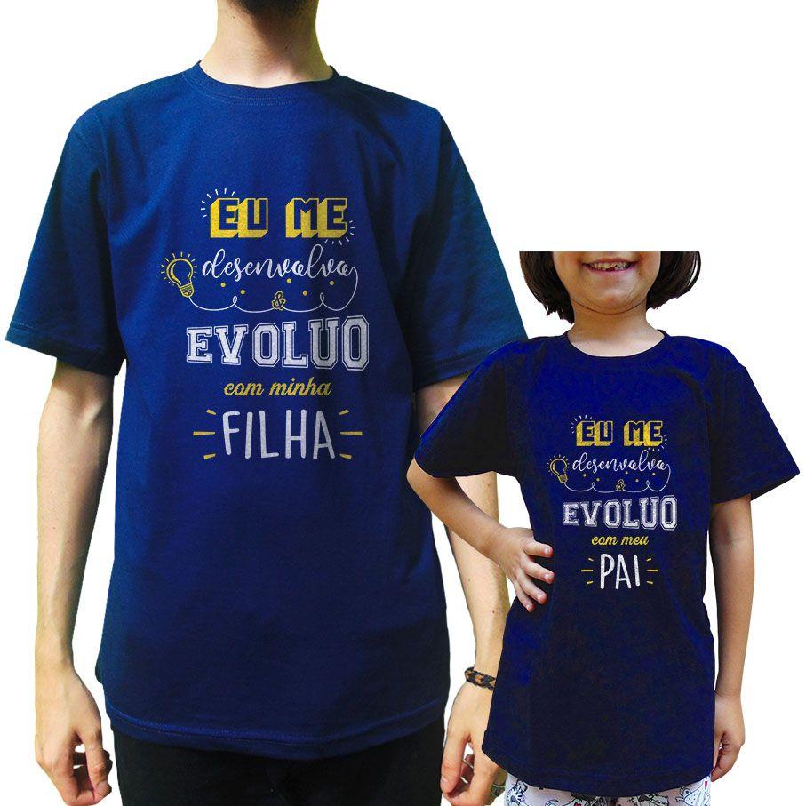 Kit Pai e Filho/a Desenvolvo e Evoluo
