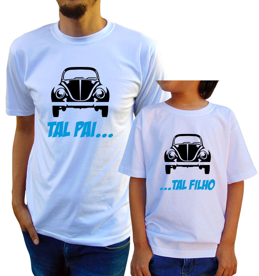 Kit Tal Pai Tal Filho/a Fusca