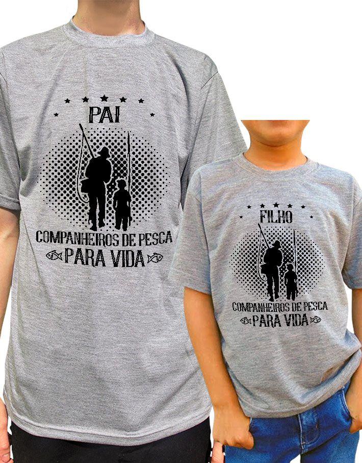 Kit Tal Pai Tal Filho/a Pesca Pescaria