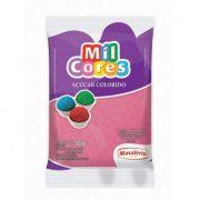 Açúcar Colorido Rosa Mil Cores Mavalério 500g