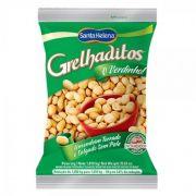 Amendoim Grelhaditos Sem Pele Salgado 1,01kg Santa Helena