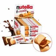 B-Ready Nutella  Biscoito de Nutella Caixa com 36x de 22g Ferrero