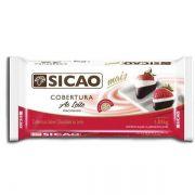 Barra Cobertura Chocolate Ao Leite  Sicao  Mais 1,01kg