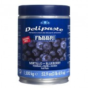 Blueberry Delipaste de Mirtillo 1,5kg Fabbri