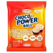 Choco Power Ball Micro Branco 300g Mavalério