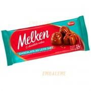 Chocolate ao Leite Diet Barra 500g Melken Harald