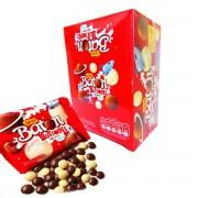 Chocolate Baton buttons Ao Leite Branco Caixa com 20 unidades de 32g (Cada)