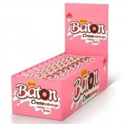Chocolate Baton Morango cx 30x16g Garoto