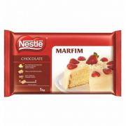 Chocolate Branco Marfim 1kg Nestlé